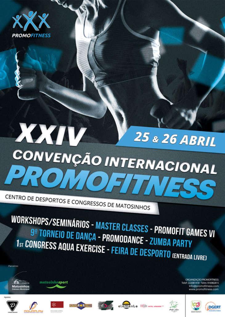 XXIV Convenção Internacional Promofitness
