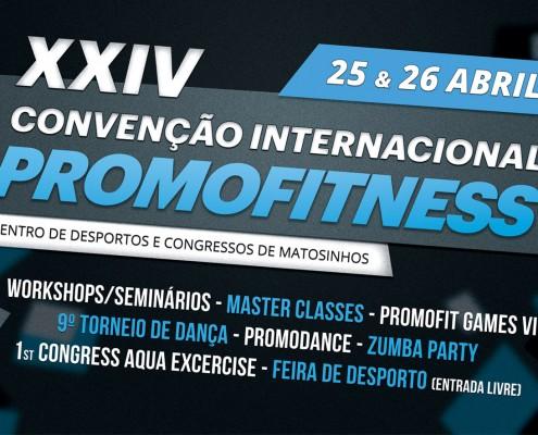 XXIV Convenção Internacioanl Promofitness