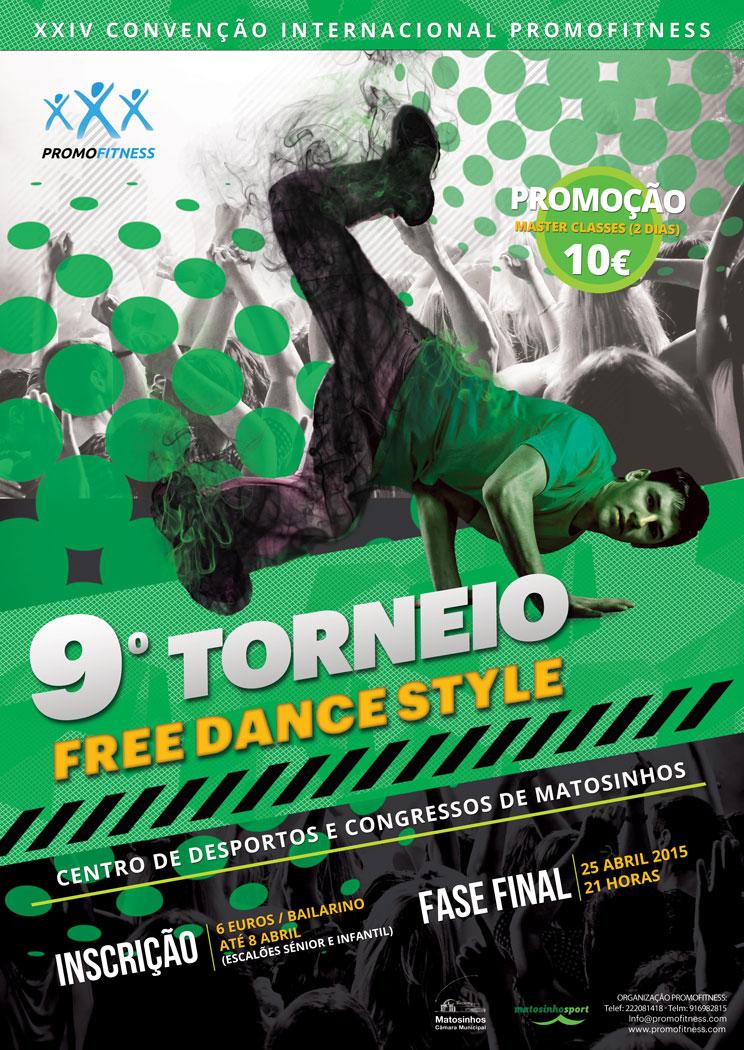 9 Torneio Free Dance Style